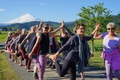 Gorge Yoga Retreat 38