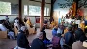 Thay Vinh Minh Dharma Talk
